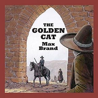 The Golden Cat audiobook cover art