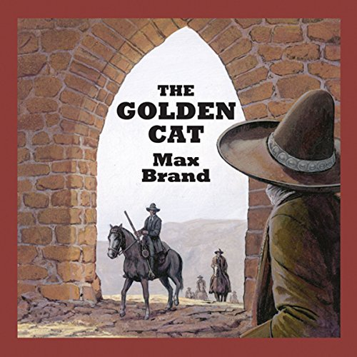 The Golden Cat audiobook cover art