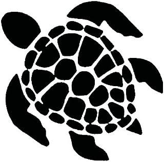 VORCOOL Turtle Schildkröte Aufkleber selbstklebende Autotattoo