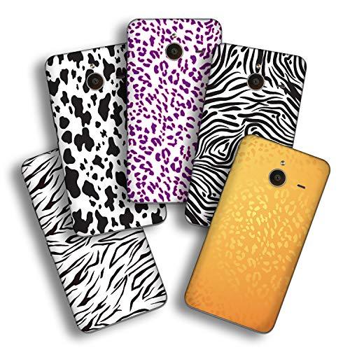 atFolix Designfolie kompatibel mit Microsoft Lumia 640 XL, wähle Dein Lieblings-Design aus, Skin Aufkleber (Tiere)