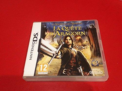 Lord of the Rings: Aragorn's Quest (Nintendo DS) [Edizione: Regno Unito]