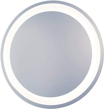 Venetian Design Round LED Bathroom Mirror (Diameter - 30 INCHES)
