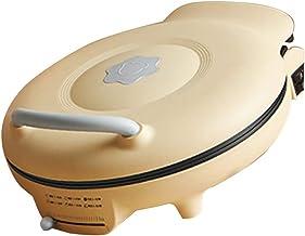 YUMEIGE Elektrische bakvorm Elektrische bakpan, huishoudelijke dubbelzijdige onafhankelijke verwarming om te verdiepen en ...