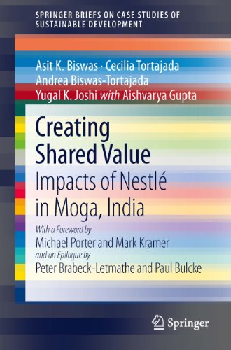 Creating Shared Value: Impacts of Nestlé in Moga, India (SpringerBriefs on Case Studies of Sustainable Development) (English Edition)