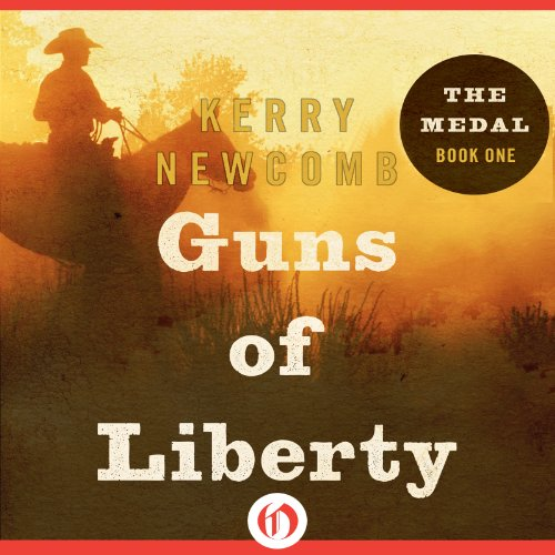 Guns of Liberty audiobook cover art