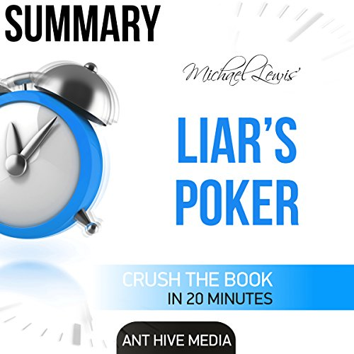 Summary: Michael Lewis' Liar's Poker: Rising Through the Wreckage on Wall Street audiobook cover art