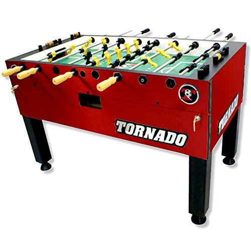 Tornado Tournament 3000 Foosball Table - Made in The USA -...