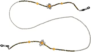 Sopaila Colorful Beaded Eyeglass Chain Sunglass Holder Glasses Strap Lanyards