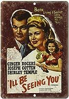 私はあなたにビンテージ映画のポスターを見ていきます