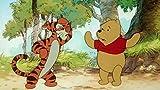 CHANGJIU- 1000 Puzzles De Madera para Adultos- Póster De Winnie The Pooh Y Tigger -Rompecabezas para Niños para La Coordinación Lógica Y Sensorial