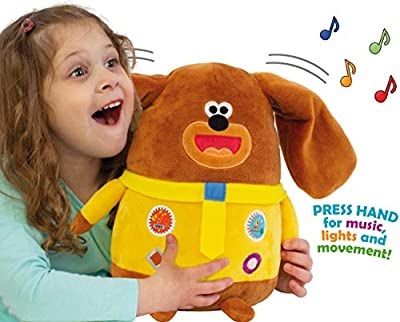 Golden Bear - Hey Duggee Musical Duggee Soft Toy by Golden Bear Products Ltd