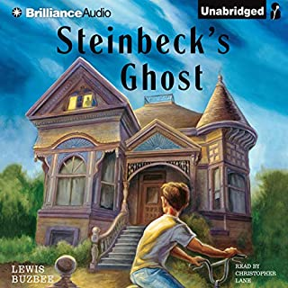 Steinbeck's Ghost cover art