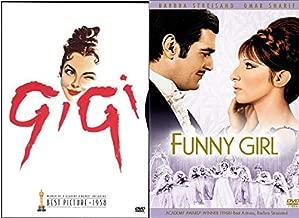 Academy Award Winning Musical/ Drama Classics: Gigi & Funny Girl 2 DVD Pack