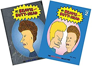 Ultimate Beavis & Butt-Head Collection: MTV Beavis & Butthead - The Mike Judge Collection: Volume and Volume 2 [DVD]