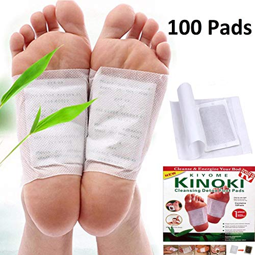 ABTRIX WITH AB Pain Relief & Foot Health Care Detox Pads,Kinoki Detox Foot Pads Adhesive Patches Fit Health Care,Higher Efficiency Than Foot Cushions Improve Sleep Slimming (10)