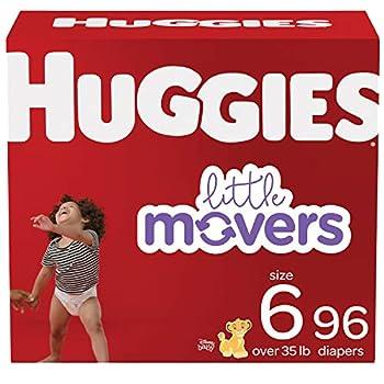 huggies movers size 6