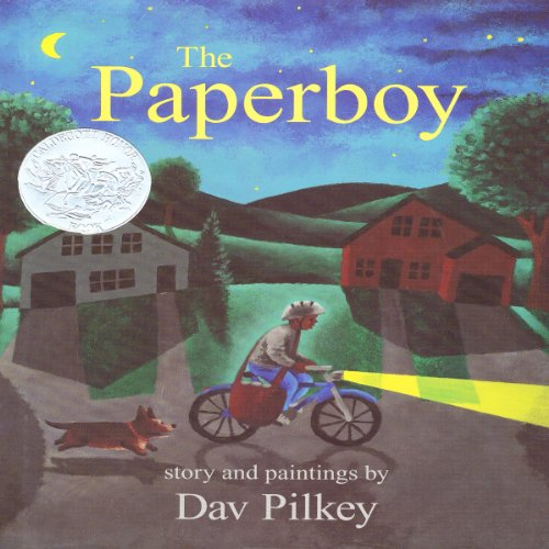 The Paperboy audiobook cover art