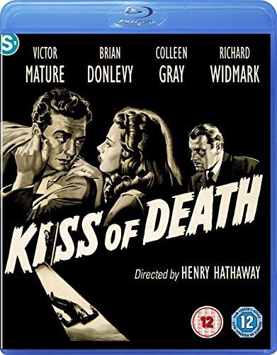 Kiss of Death [Blu-ray] [Reino Unido]