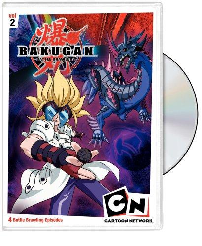 Cartoon Network: Bakugan Volume 2: Game On