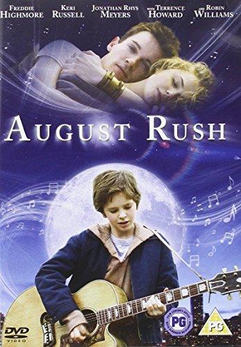 August Rush [DVD] [Reino Unido]