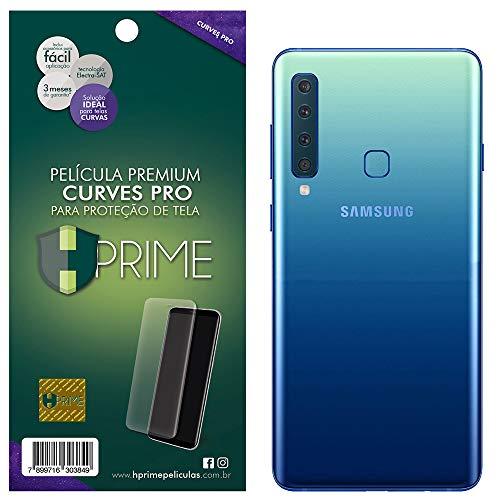 Pelicula Curves Pro para Samsung Galaxy A9 2018 - VERSO, HPrime, Película Protetora de Tela para Celular, Transparente
