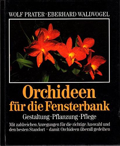 Orchideen für die Fensterbank : Gestaltung - Pflanzung - Pflege