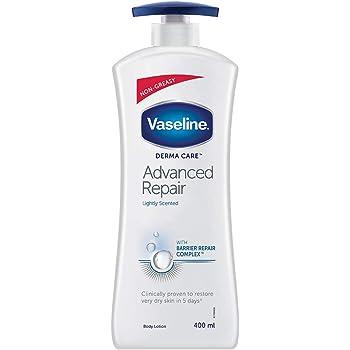 Vaseline Derma Care Advanced Repair Body Lotion, 400 ml