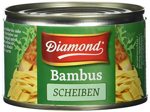 Diamond Bambusscheiben (1 x 227 g Packung)