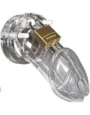 N22Sensual–CB de 6000Cock Cage + anillo Juego, castidad Cinturón para hombres, Pene castidad jaula para él–castidad jaula, castidad abrazadera