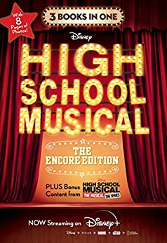 High School Musical: The Encore Edition Junior Novelization Bind-up by [Disney Book Group]