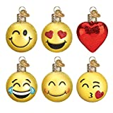 Top 10 Emoji Christmas Ornaments
