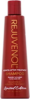Rejuvenol After Keratin TreatMent for Unisex, Shampoo, 10 Ounce