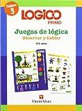 Logico Primo 3 Observar Y Hablar - 9788431682415