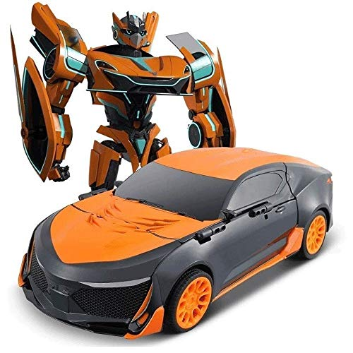 Best Prices! Woote Deformed Remote Control Car, Children's Toy 2.4Ghz Robot Wireless Remote Control ...