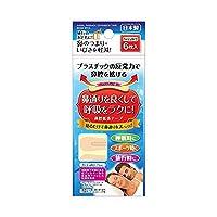 いびき軽減!鼻腔拡張テープ6枚入ベージュ日本製【 12個セット】 41-231 ds-1724269