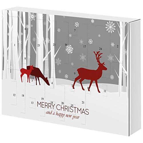 Adventskalender / Weihnachtskalender mit Werkzeug