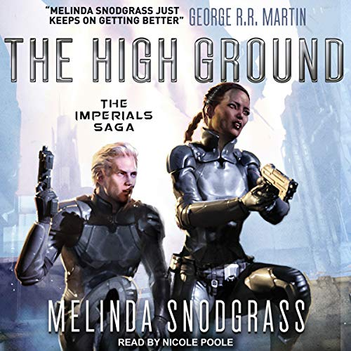 The High Ground audiobook cover art