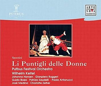 Gaspare Spontini: Li Puntigli Delle Donne - Opera