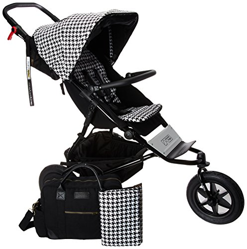 Poussette Mountain Buggy Urban Jungle Luxury Pepita