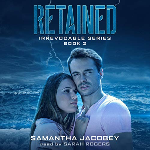 Retained audiobook cover art
