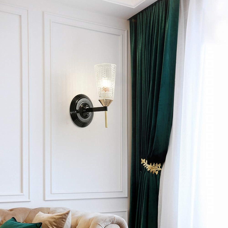 MackeJacke Licht Amerikanische Lampe Neue Wandleuchte Led Wandleuchte 15  8  20 cm Stil 1