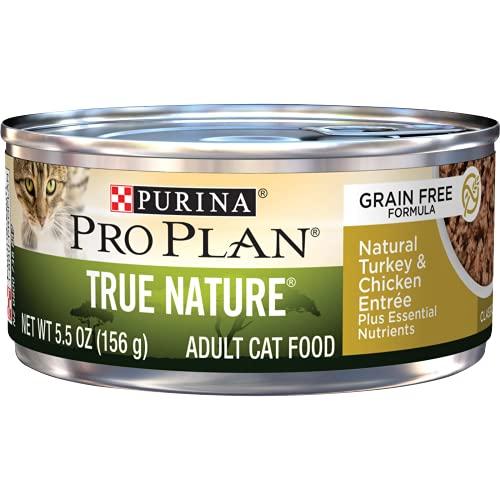 Purina Pro Plan TRUE NATURE Adult Cat Food