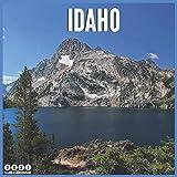 Idaho 2021 Wall Calendar: Official Mountainous Landscapes Calendar 2021, 18 Months