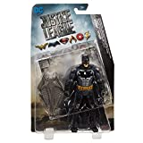 JUSTICE LEAGUE- Figura básica Batman Tactical Suit 15 cm (Mattel FGG61)
