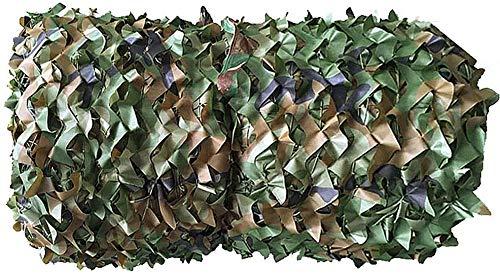 MVNZXL Camo Netting Camouflage Nets, Mountain Greening Dekorationsnetz, Jungle Visor Camouflage Sonnenschutznetz für die Sonnenschutzdekorationsjagd (4X5m)