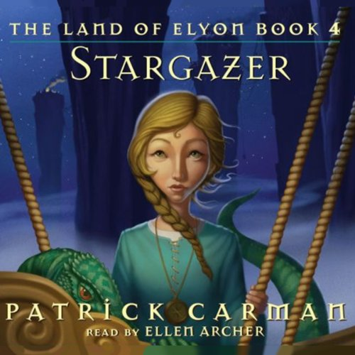 The Land Of Elyon audiobook cover art