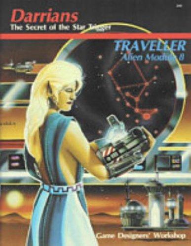 Darrians: Traveller Alien Module 8