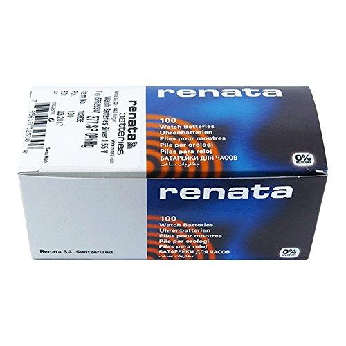10x Renata 321Fabricada en Suiza de Litio Pila de botón SR616SW