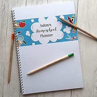Stationery Geek Homeschool Planner