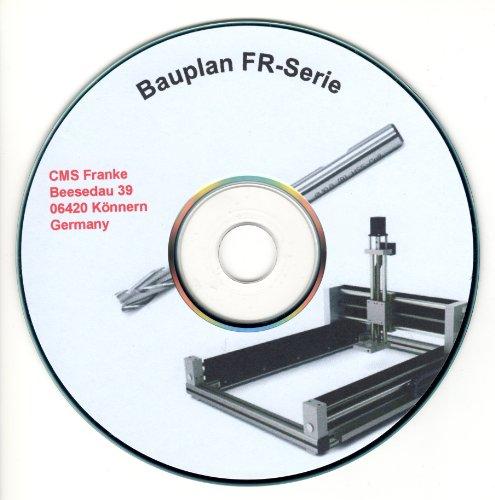 Bauplan CNC Fräsmaschine Fräse 3D Drucker + 3MF File Format 3D-Fertigungsformat
